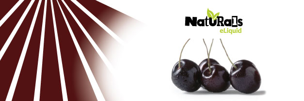 Organic Black Cherry e-Liquid
