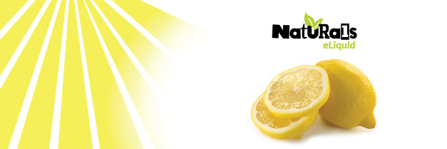 Organic Lemon e-Liquid