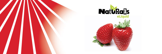 Organic Strawberry e-Liquid